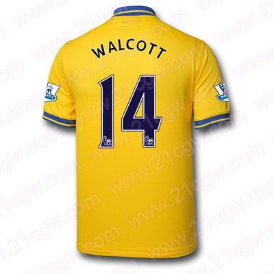 Maillot Arsenal (14 Walcott) Exterieur pas cher -Livraison gratuite est disponible pour Maillot Arsenal (14 Walcott) Exterieur et se préparer pour la Coupe du Monde de Football 2014 . Profitez d'une saison de football excité avec cette fantastique et dernier cri Maillot Arsenal (14 Walcott) Exterieur . - 21cgw.com