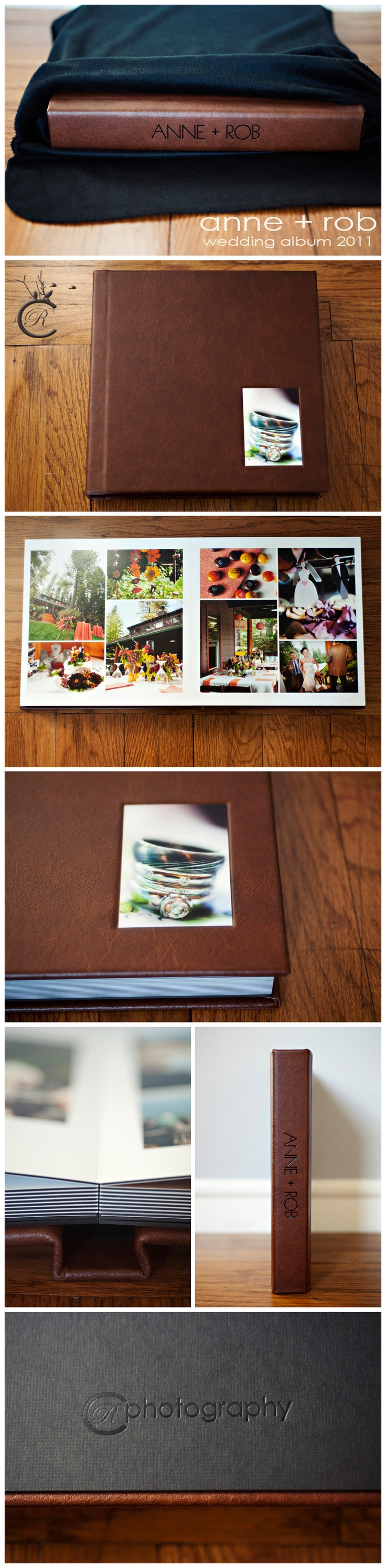 357 best photo album images on pinterest photo books page layout leather craftsmen 10x10 3500 flush mounted folded edition album the cover material distressed brown solutioingenieria Image collections