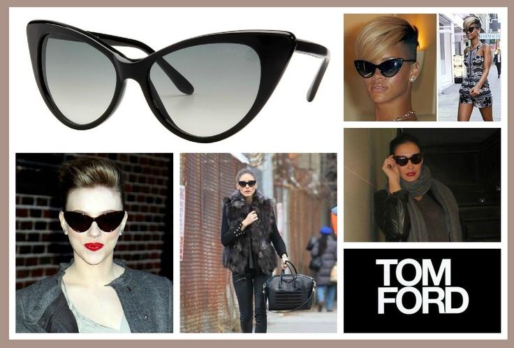 El modelo que todas las celebrities quieren ! NIKITA de TOM FORD !