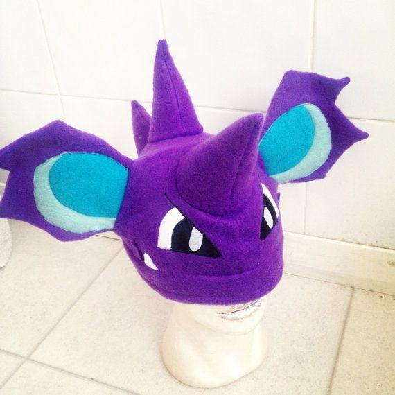 Handmade pokemon hat- Nidoking