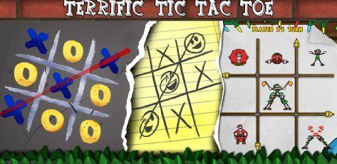 L'applicazione gratuita di oggi è Terrific Tic Tac Toe HD: divertente versione animata del classico tris con tre temi su tre livelli di difficoltà.