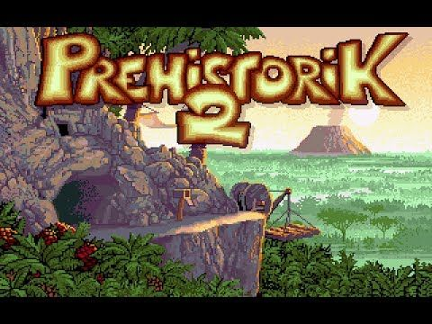 Best DOS games: Prehistorik 2