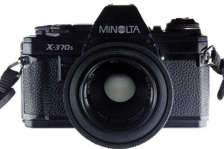 Minolta x-370s