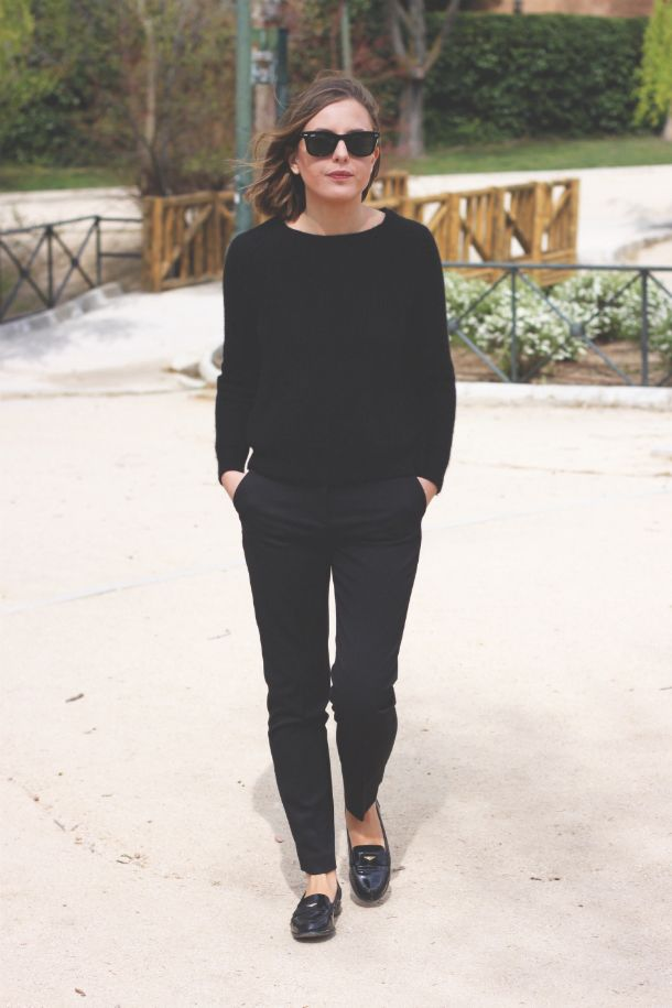 everyday simple all black.  www.everydaychic.nl