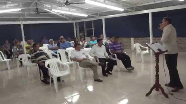 Conferencia de Hugo Prado 9 de Abril Dial del Periodista-Homenáje de Osc...
