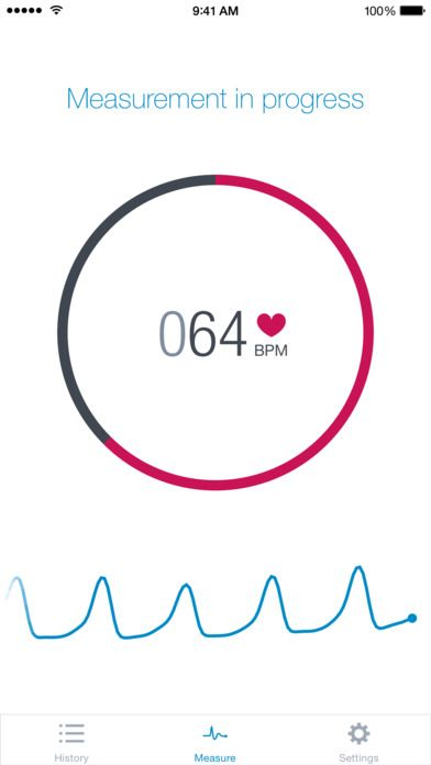 Runtastic Heart Rate Monitor & Pulse Tracker PRO on App Store:   Turn your iPhone into your personal HEART RATE MONITOR - yep thats possible! Everyones maximum heart rate is different and also our resting...  Developer: runtastic  Download at http://ift.tt/1r8VM9O