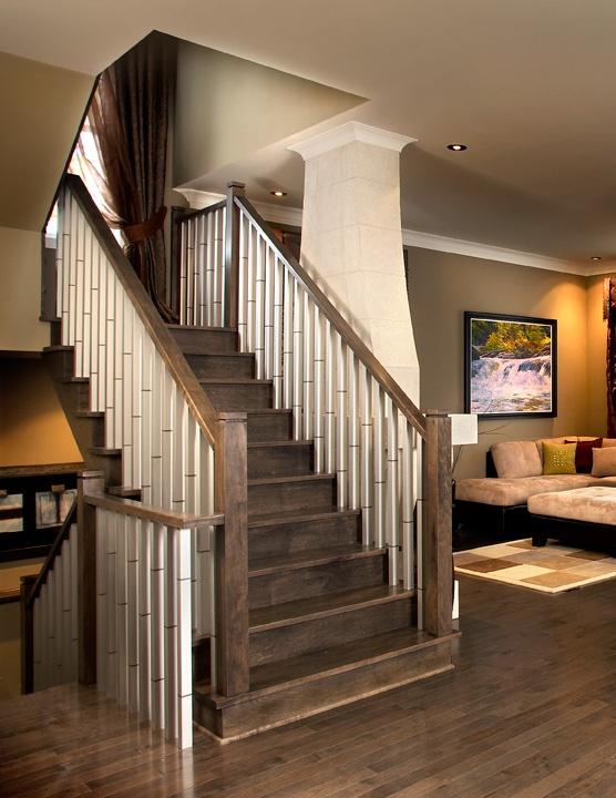 86 best images about escaliers et garde corps tendance stairs raili - Escalier moderne metal ...