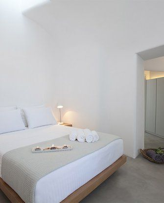 Anemolia Villa has two bedrooms.