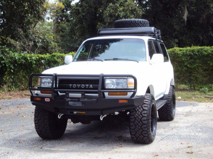 Toyota Land Cruiser 80 Series