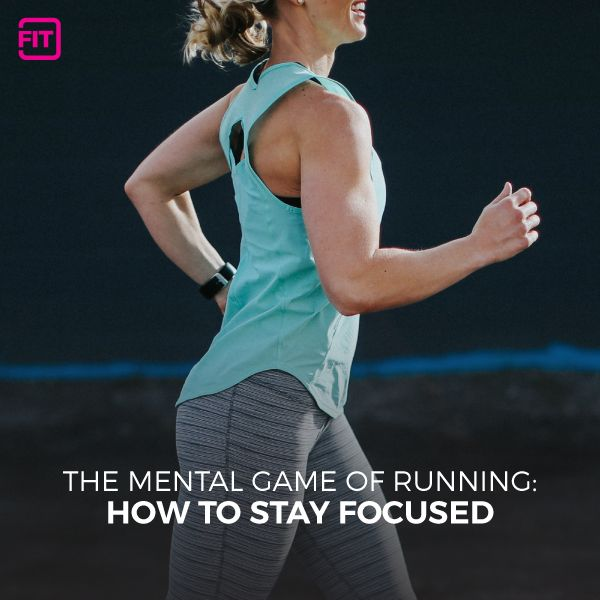 Marathon and Triathlon Coach Kristi dishes out all her secrets the mental game of running and how to stay focused. The third reason will surprise you!