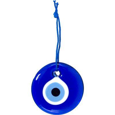 Vintage evil eye pendant handmade art glass vermeil evil eye vintage evil eye pendant handmade art glass vermeil evil eye pendant evil eye and handmade art aloadofball Image collections