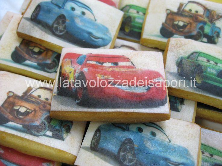 Buffet di Compleanno a Tema Cars   http://www.latavolozzadeisapori.it/ricette/buffet-di-compleanno-a-tema-cars/