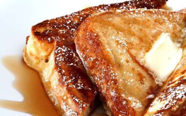 A Professional Chef Reveals the Surprising (and Only) Way You Should Be Making French Toast Whisk together eggs, cream, a few splashes of cognac, and vanilla extract. Then lay thick slices of bread in the mixture and soak it overnight (or for 24 hours if you have the time). 'That thick bread will drink up all those ingredients and won't fall apart like white bread or challah,' he says. The next morning, lay the slices on a cooking rack for 15 minutes to drain excess liquid.