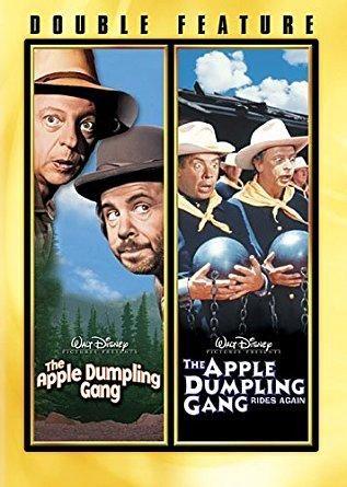 The Apple Dumpling Gang / The Apple Dumpling Gang Rides Again (DVD / 2 DISC) Tim Conway, Don Knotts, Bill Bixby, Susan Clark, Tim Matheson