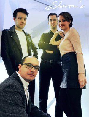 A The Sharon's zenekar 2016 év elején alakult, a jelenlegi formáció 2017 február óta létezik.