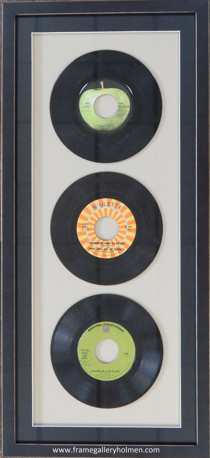 Frame your favourite Records