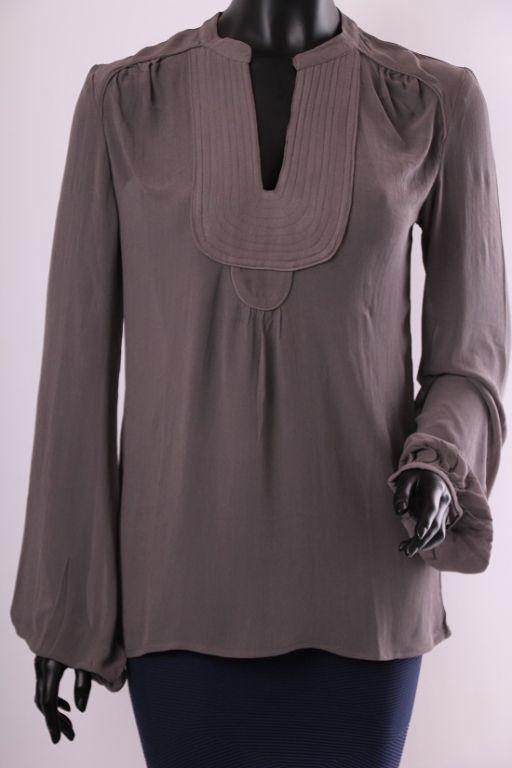 Karen By Simonsen Freya shirt Castlerock - Kjoler/nederdele - MaMilla