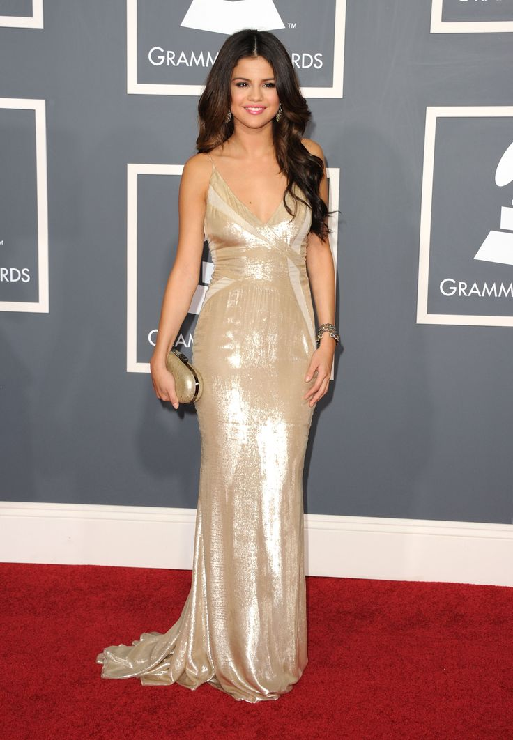 The best Grammys red carpet fashion moments of all time: Selena Gomez