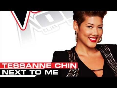 Tessanne Chin - Next To Me - Studio Version - The Voice US 2013  Congrats Tessanne! Go team Adam! ^_^