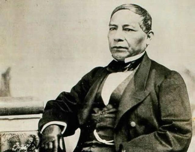 Benemérito de la Patria   Entre los individuos, como entre las naciones,   el respeto al derecho ajeno es la paz .     Benito Juárez nació ...