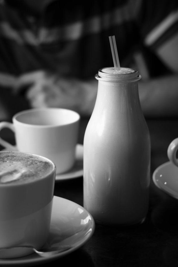 coffees and a milkshake
