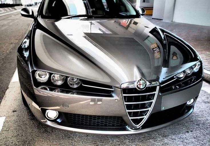 Alfa Romeo 159 #alfaromeoquadrifoglio