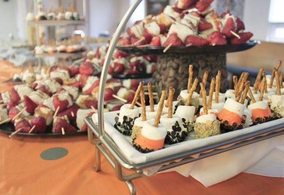 College Graduation Party Food Ideas
