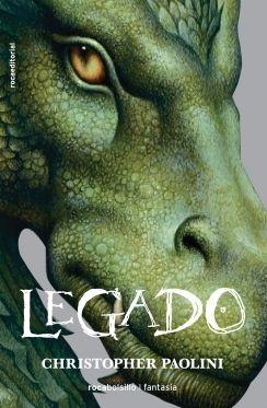 El Jinete de Dragón cabalga de nuevo.  El legado llega a su fin, pero la leyenda nunca muere.