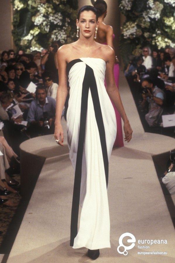 Yves Saint Laurent, Autumn-Winter 1998, Couture