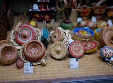 Les jouets japonais traditionnels | Vivre le Japon.com