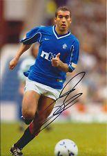 Giovanni VAN BRONCKHORST Glasgow Rangers