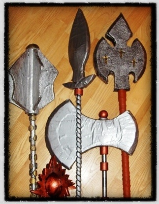 Weapons for roleplay
