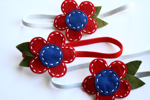 fourth of July headband