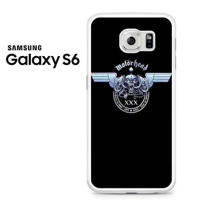 Motorhead Logo Samsung Galaxy S6 Case