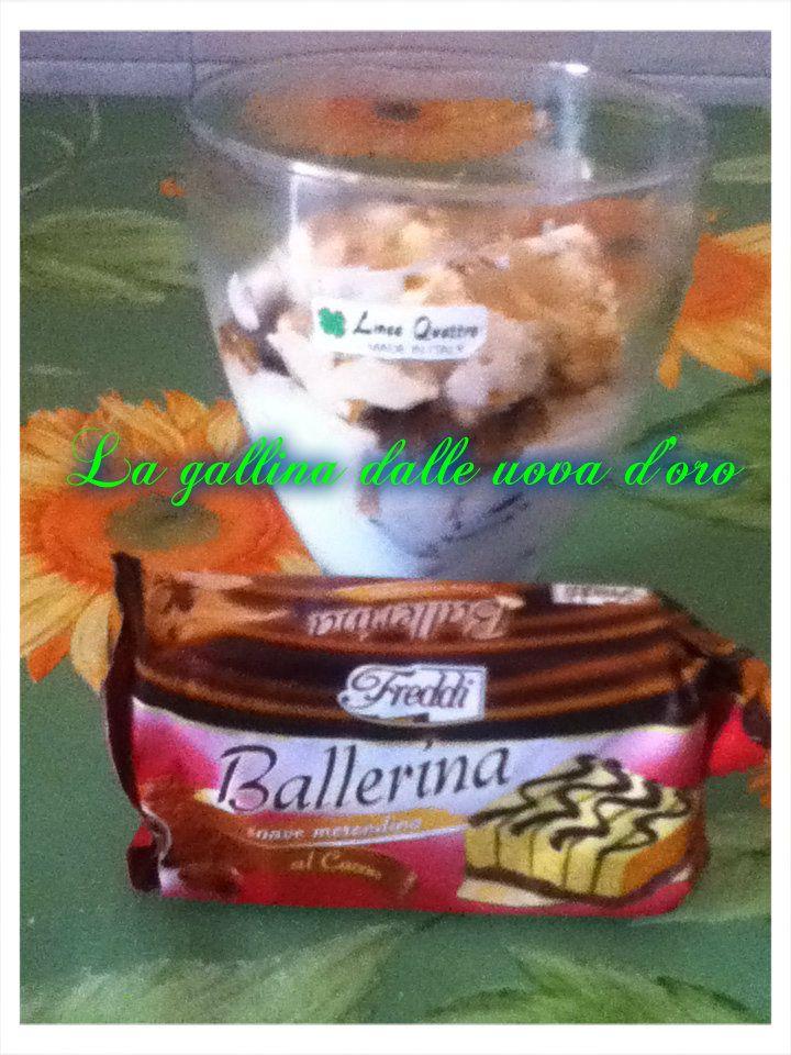 Coppa golosa sul mio blog di cucina http://imanicarettidimonicu.blogspot.it/2014/10/coppa-golosa.html#comment-form