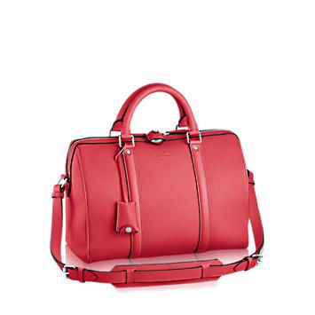 Discover Louis Vuitton SC Bag BB:  Whether carried by hand or over the shoulder, the timeless SC Bag, designed by Sofia Copola in collaboration with Louis Vuitton comes in a new small size for an everlasting trendy and feminine look. The silky soft Veau Cachemire adds even more sophistication.