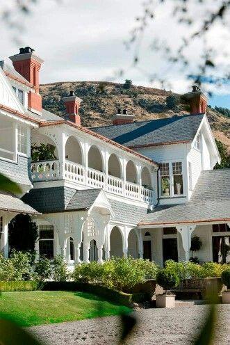 Otahuna Lodge, New Zealand.