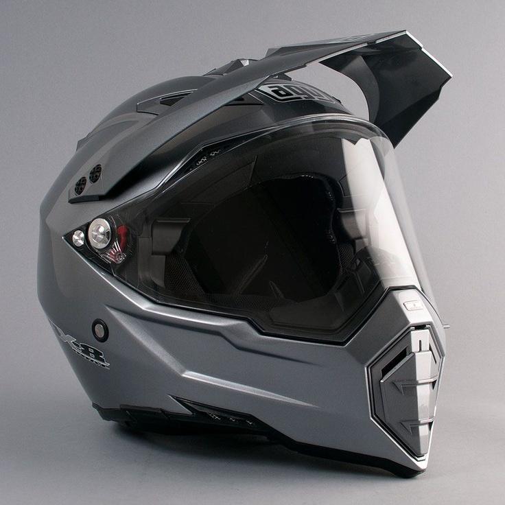 AGV AX-8 Dual TTN Hybrid Helmet
