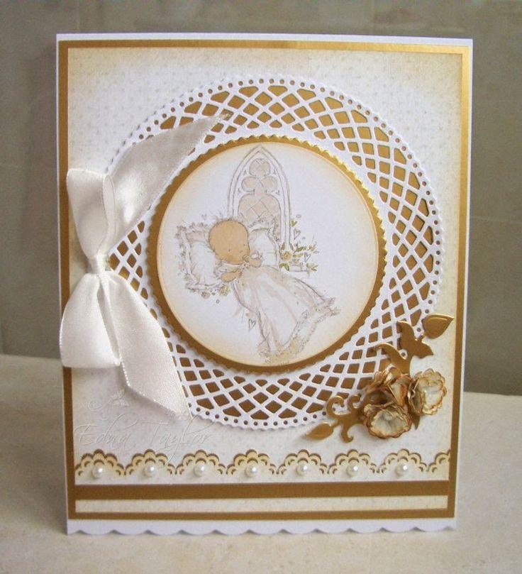 могут подойти открытки своими руками на крестины производства керамических изделий
