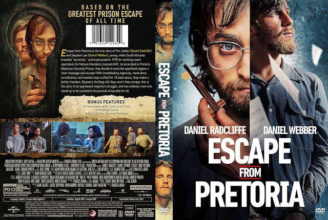 Escape from Pretoria DVD Cover | Dvd covers, Dvd, Movie blog