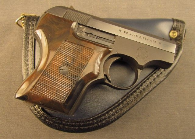 Smith & Wesson 61 Pocket Escort Pistol