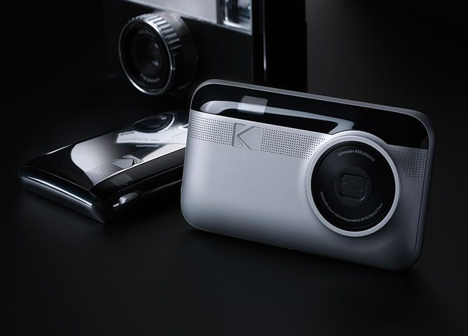 Kodak camera design language 2009- studio whitehorn