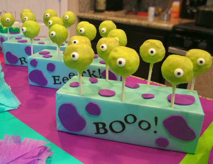 16 best My Sons Monsters Inc Birthday :) images on Pinterest ...