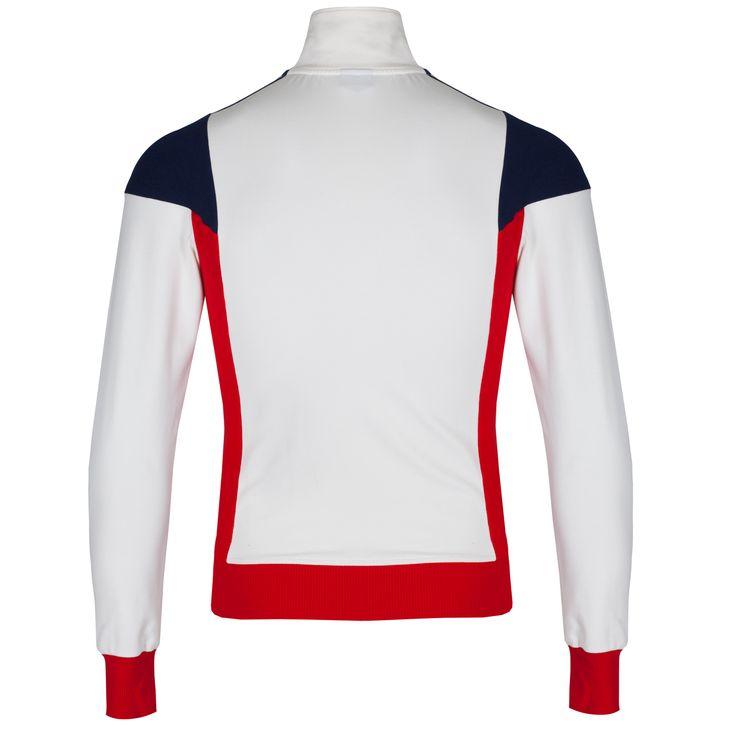 Adidas-Originals-para-hombre-3-Raya-anos-80-Retro-Track-de-Superdry-chandal-Calce-Ajustado-Grado-B