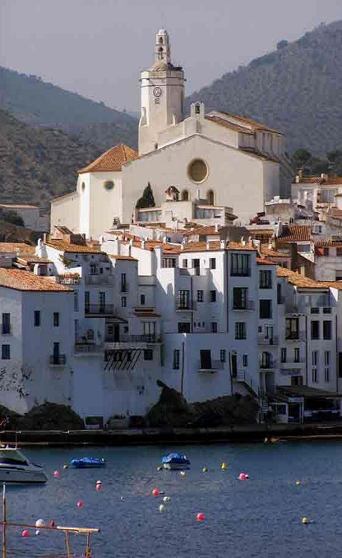 Cadaqués, Catalonia, Spain (Most Beautiful Villages in Catalonia)