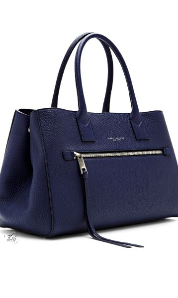 Marc Jacobs ● FW 2014, Grained-Leather Tote
