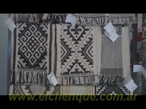 «Tejidos mapuches»