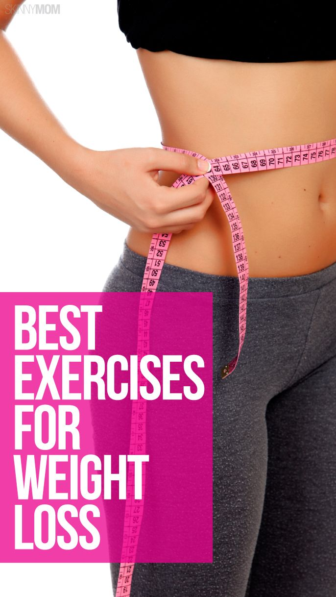 18 moves to help you lose weight!