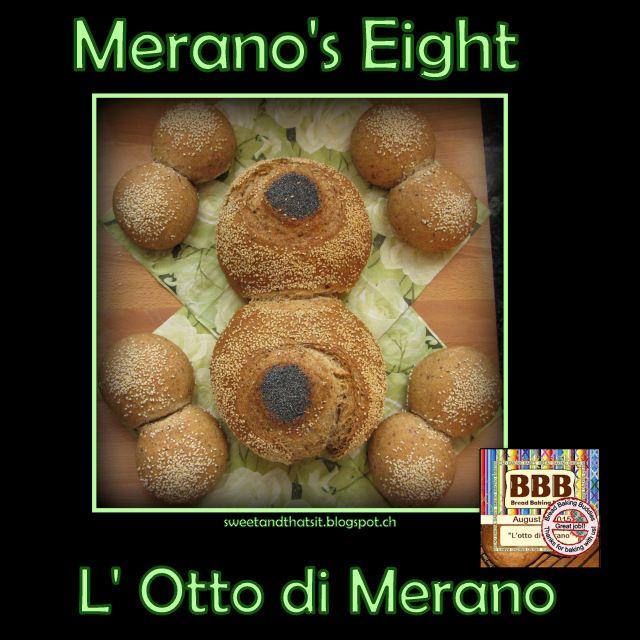 Sweet and That's it: L'Otto di Merano Bread