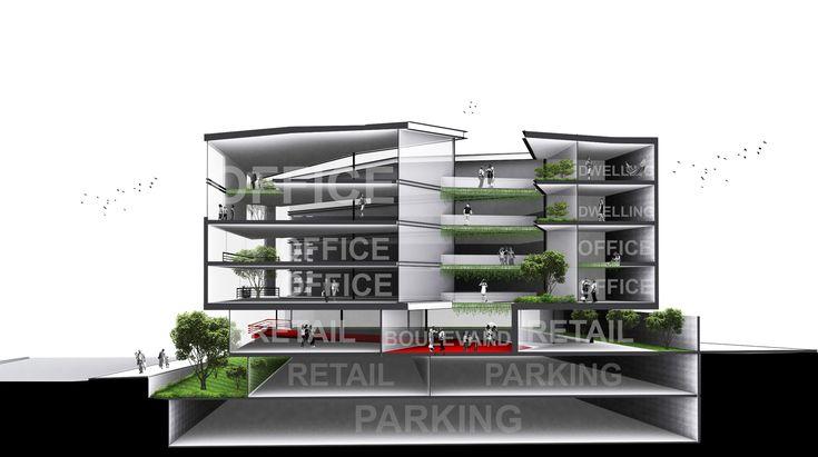 Galería de Edificio Halcón / TEC - Taller EC - 13